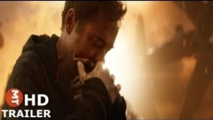 Video: AVENGERS INFINITY WAR Official Trailer (2018)